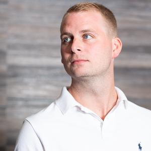 Portrait of Josh Greenwood