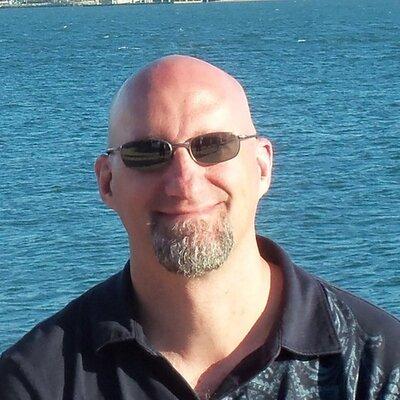Portrait of Jerry D'Antonio