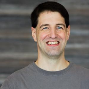 Portrait of Steve Jackson