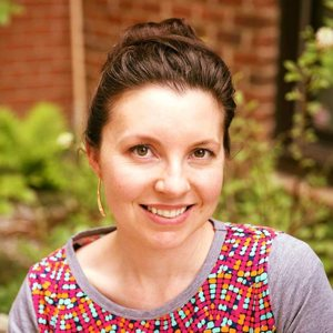 Portrait of Christine McCallum-Randalls