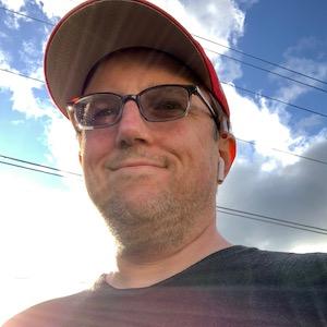 Portrait of Jamie Phelps