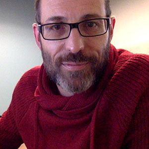Portrait of Keith McCanless