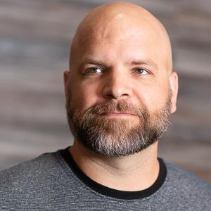Portrait of Dave Mosher