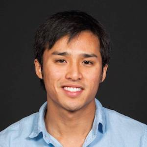 Portrait of Kevin Truong
