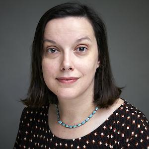 Portrait of Cathy Colliver