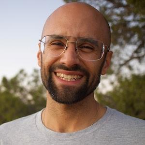 Portrait of Benjamin Chodoroff